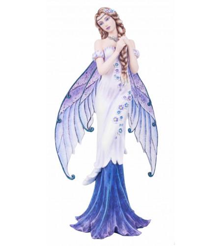 Magasin en ligne vente figurine fée elfe grand format décoration collection féerique AF050Y