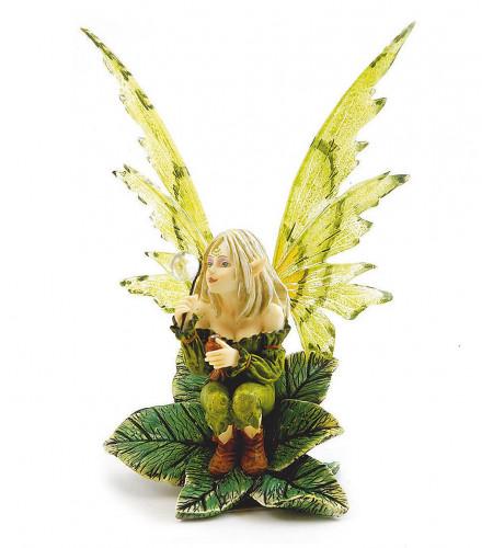 boutqiue féerqiue evnte figurine fée et elfe pas cher collection féerique