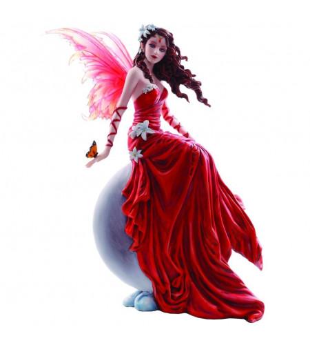 Crimson lily - Fée - Figurine - Nene Thomas - 28.5cm