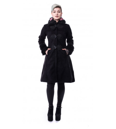 Manteau femme - Frozen coat - Poizen industries