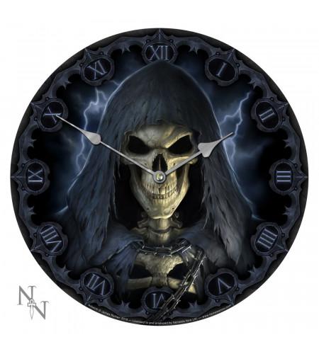 boutique gothic sud ouest Périgord Dordogne déco horloge reaper squelettes