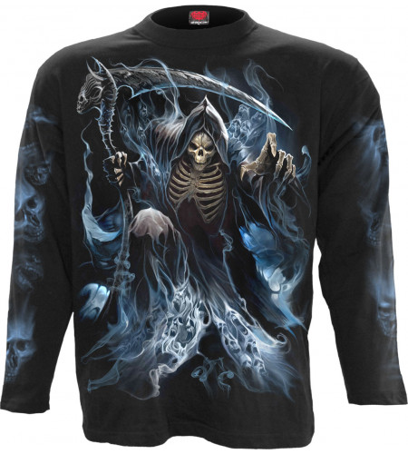 Ghost reaper - T-shirt dark - Homme