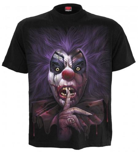 Madcap clown - T-shirt homme dark fantasy