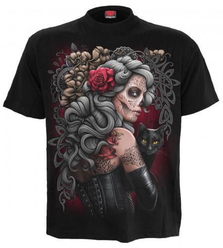 Boutique vêtement gothique romantique spiral dead tatoo