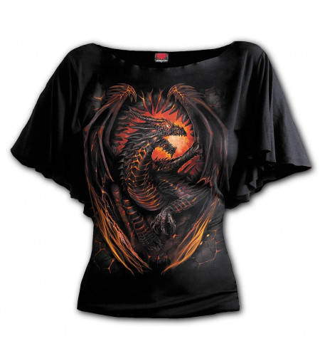 Dragon heart - Tee-shirt femme - Dragons