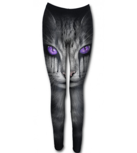 Cat's tears - Leggings - Chat fantasy
