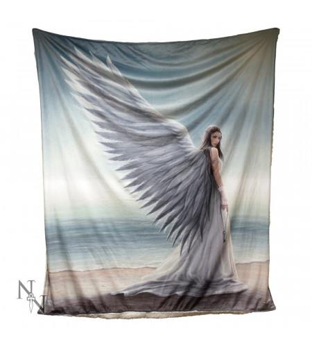 boutique angélique vente literie motif ange Anne stokes