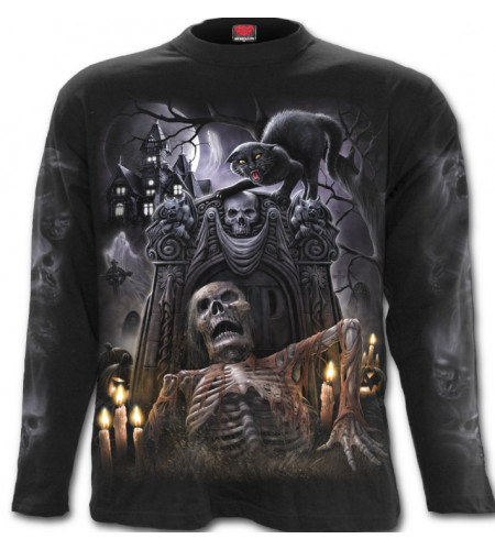 Living dead - T-shirt dark fantasy - Homme