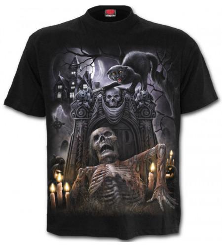 magasin vente tee shirts dark fantasy gothic