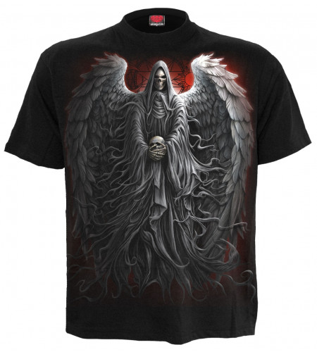 boutique gothique en ligne tee shirt dark fantasy reaper