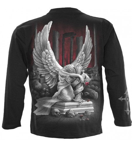 TEARS OF AN ANGEL t-shirt homme spiral ange gothic