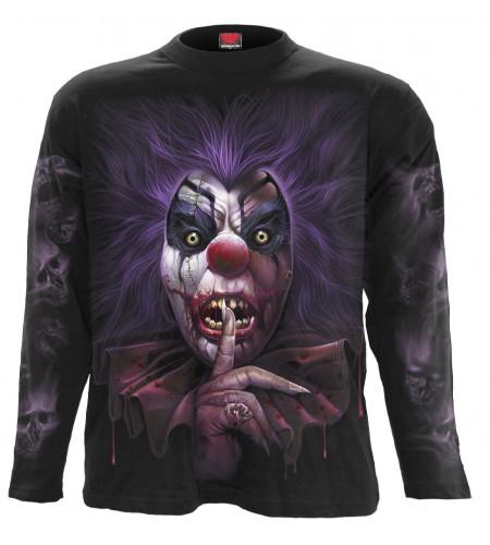 Madcap clown - T-shirt dark fantasy - Homme