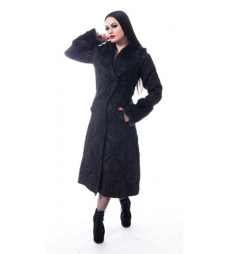 boutique vente manteau gothic romantique long poizen industries