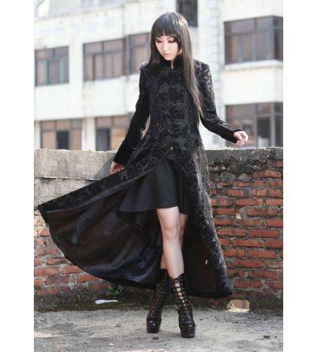 Manteau gothique aristocrate - Femme