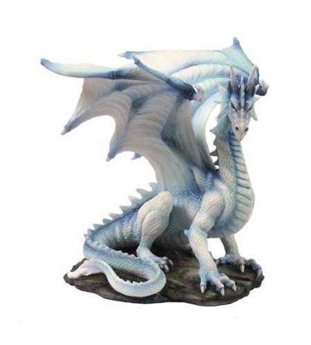 figurine de dragon des glaces