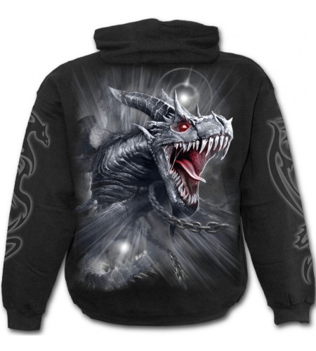 Boutique vente vetements motif heroic fantasy dragons