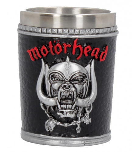 Motorhead - Warpig - Verre shot glass