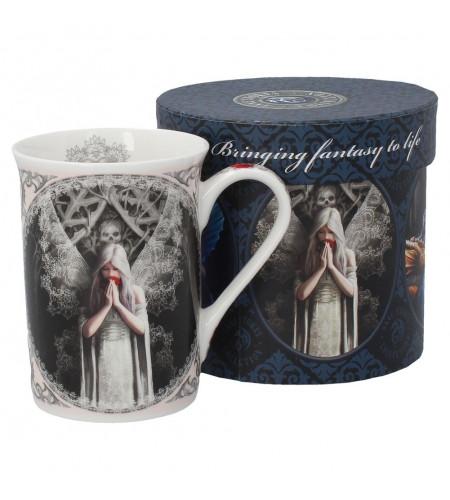 boutique fée gothique romantique mug anne stokes déco table