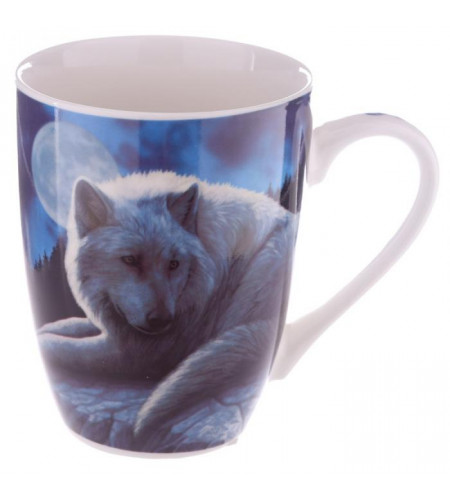mug guardian of the north lisa parker loup décoration boutique