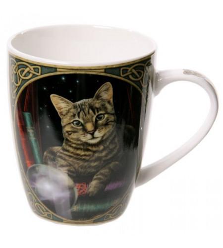 boutique lisa parker mug tasse motif chat