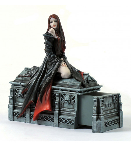figurine gothique anne stokes