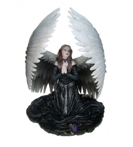 Prayer for the fallen - Figurine ange gothique - Anne Stokes