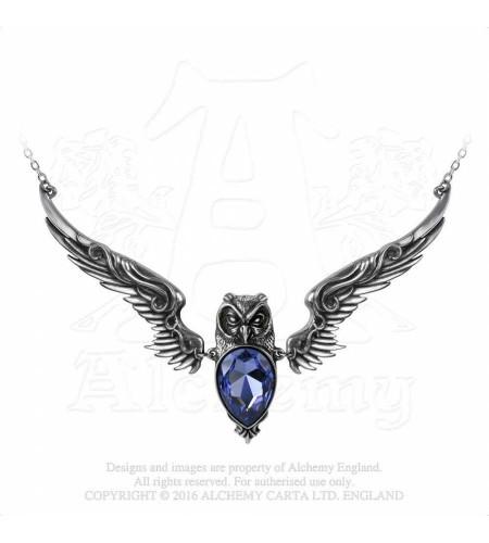 Stryx - Bijou chouette fantasy - Alchemy Gothic