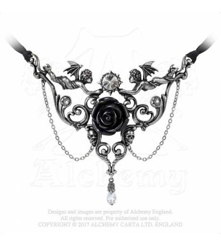 Mesukmus - Bijou collier - Alchemy Gothic
