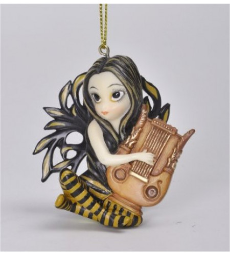 Figurine fée Lyre - Jasmine Becket Griffith
