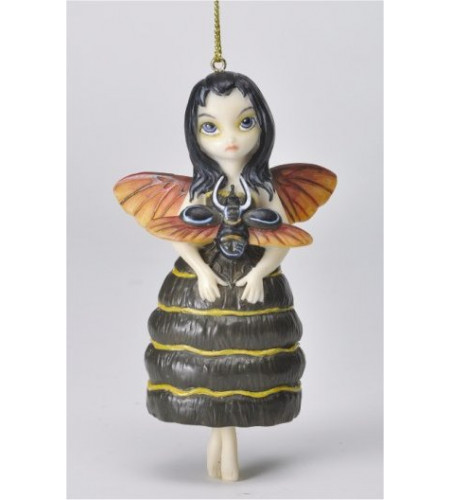 Beetle wings - Figurine