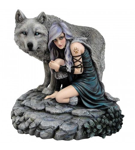 statuette décoration anne stokes boutique figurine protector
