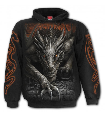 Majestic draco - Sweat shirt dragon