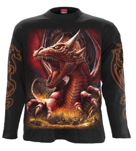 boutique vente tee shirt motif dragon : sarlat aquitaine dordogne bordeaux toulouse