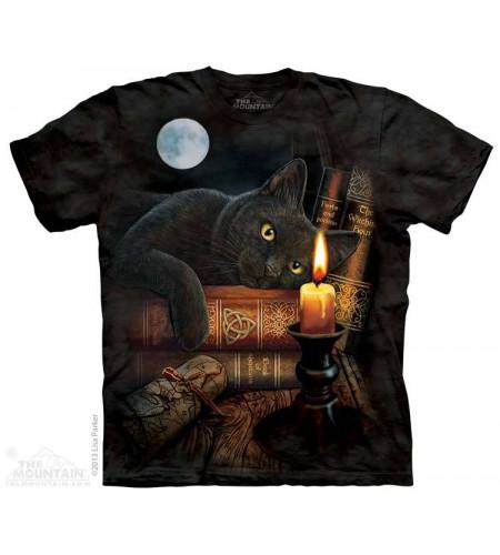 boutique t-shirt chat magie lisa parker