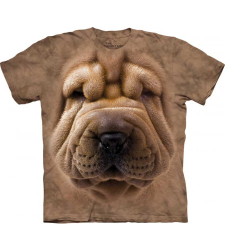 Shar pei - Tee-shirt chien - The Mountain