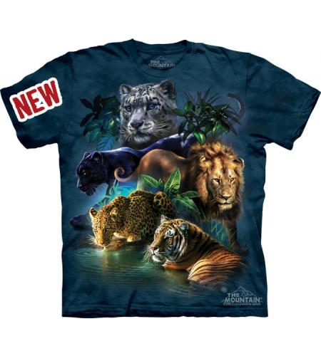 tee shirt d'animaux pour enfants