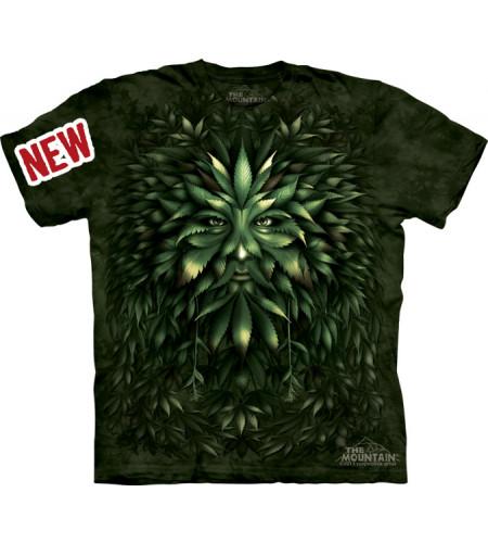 tee shirt fantasy homme arbre créature