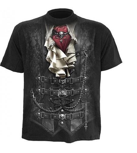 tee shirt homme steampunk