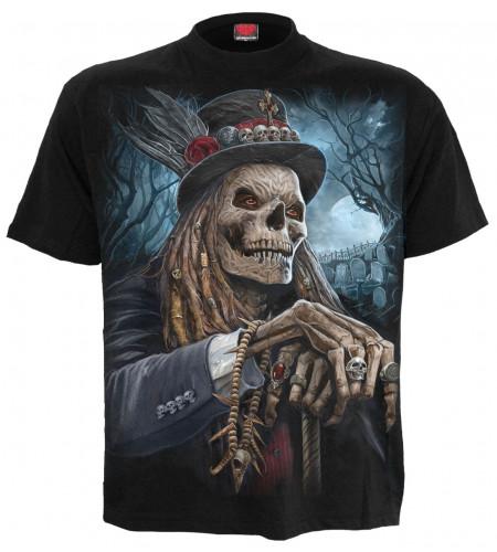 Voodoo catcher - T-shirt gothique homme