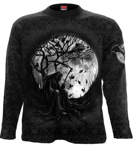 Killing moon - T-shirt homme - Reaper - Manches longues