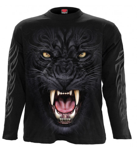 Tribal panther - T-shirt homme - Panthère noire