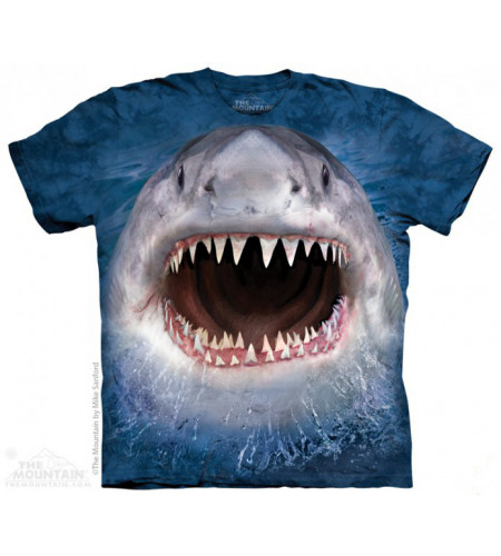 Wicked nasty shark - T-shirt requin - The Mountain