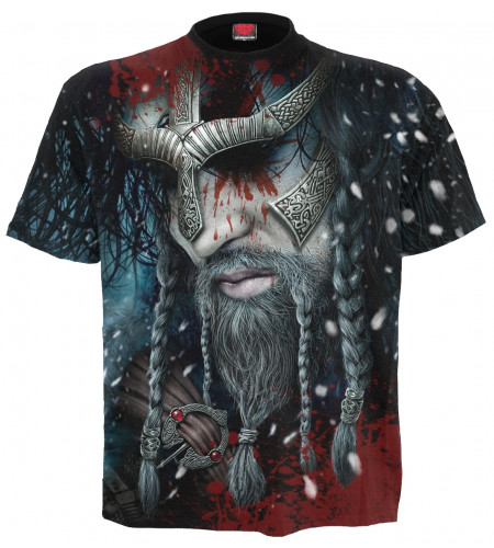 Viking wrap - T-shirt homme fantasy - Spiral