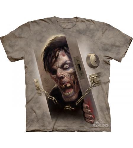 motif imprimé zombie vetement