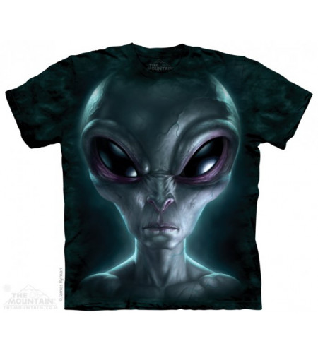 Grey alien - T-shirt enfant - The Mountain