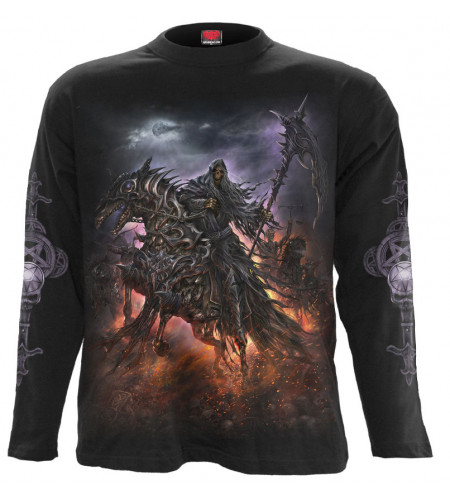 4 Horsemen - Tee-shirt dark gothic - Homme