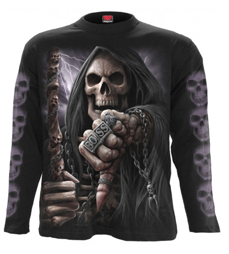 Boss reaper - Tee-shirt Reaper - Homme