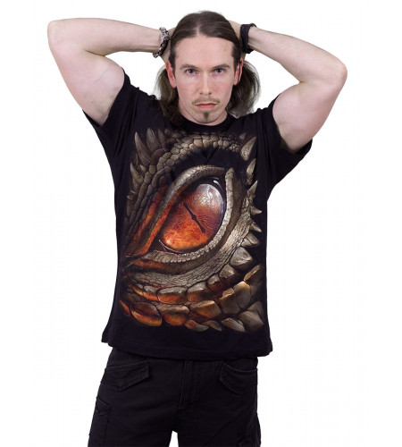 Dragon eye - T-shirt - Spiral - Manches courtes