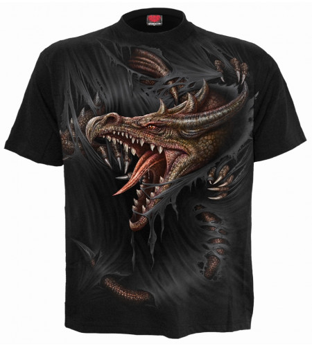 Breaking out - Tee-shirt enfant - Dragon