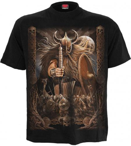 boutique tsgirts motif pirate squelette celtes vikings